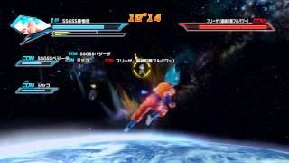 『ドラゴンボール ゼノバース』DLC第3弾:復活の「F」編パック SSGSS孫悟空