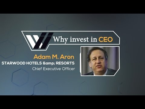 Adam M Aron-Starwood Hotels e resorts