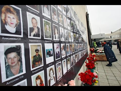 Victims of Nord-Ost Hostage Taking Still Suffer, 12 Years On