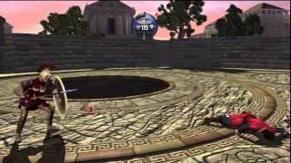 Deadliest Warrior - Gameplay PS3 HD