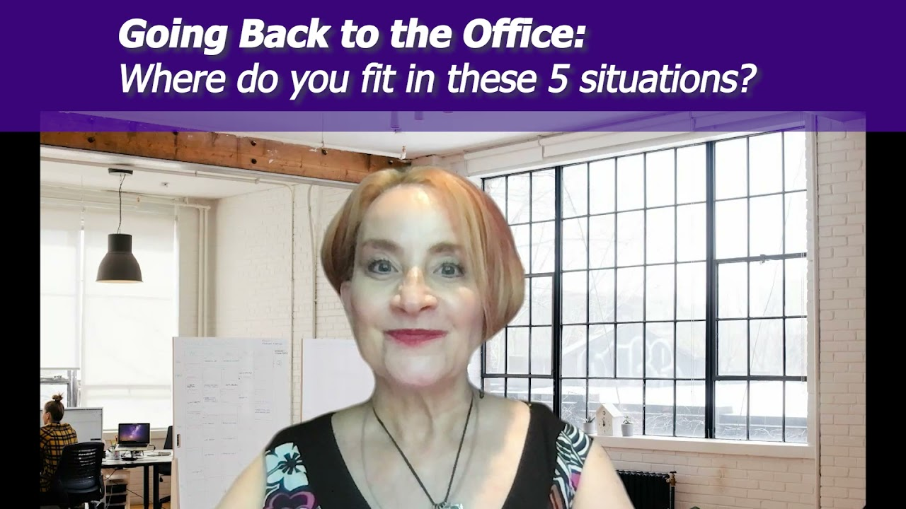 EPISODE 504: Going back to the office?