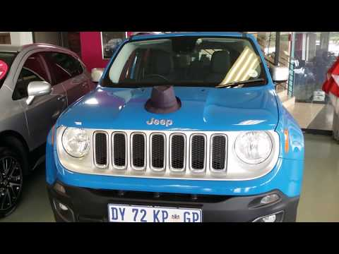 Jeep  Renegade  1.4T 4x4 Limited Automatic
