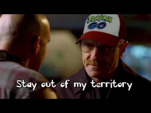 Breaking Bad - Stay out of my territory - Pokemon (HD)