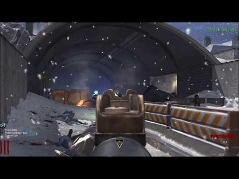 Call of Duty: World at War Custom Zombies - Civil Nativity Gungame