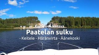 Keiteleen kanava 6/6 - Paatelan kanava - Äänekoski