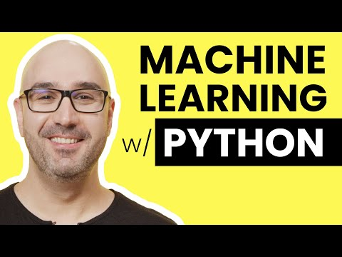 Python Machine Learning Tutorial (Data Science)