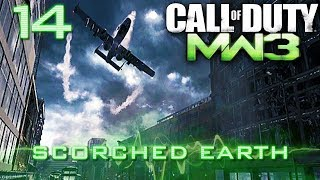 Call of Duty: Modern Warfare 3 - Walkthrough - [VETERAN] Mission 14: Scorched Earth NO COMMENTARY