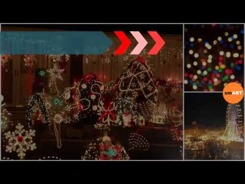 Lighted Christmas Decorations - Christmas Yard Decorations