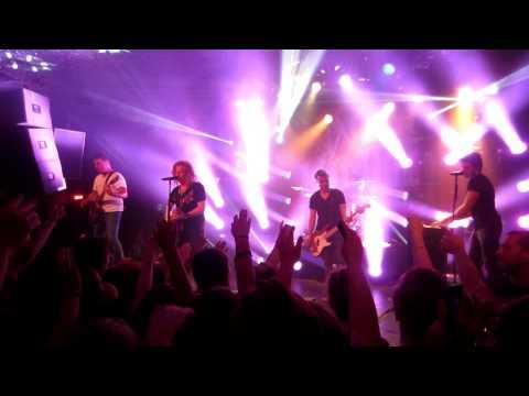 We The Kings Live Full Set - Summerfest 2013 Seattle,WA