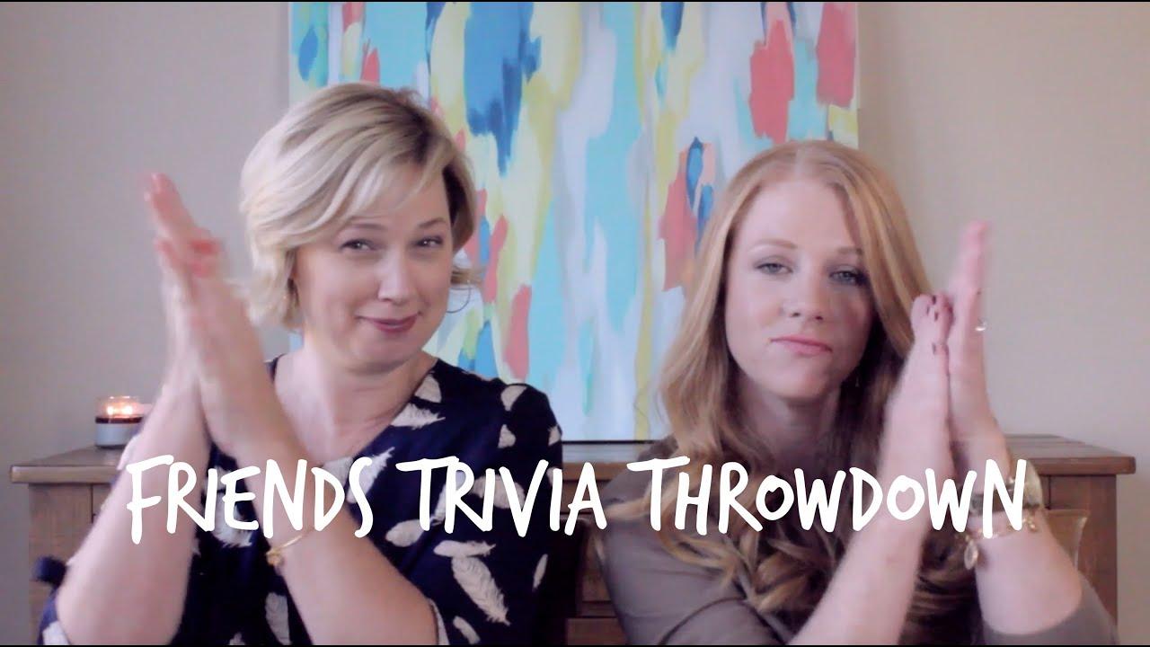 Friends Trivia Challenge   Long Story Short