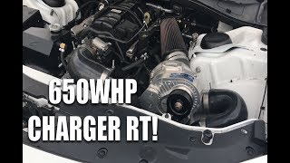Procharged Charger RT | 650WHP Review