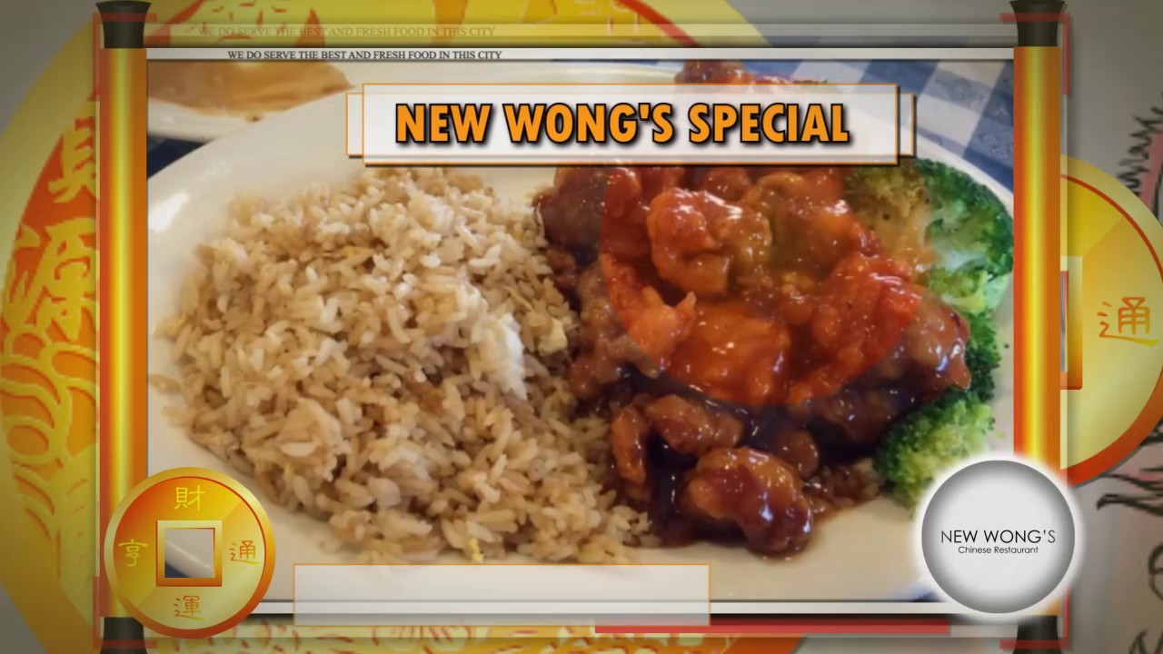 New Wong\'s Chinese Restaurant - Local Restaurant in Wickliffe, OH ...