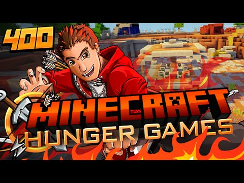 Minecraft: Hunger Games w/Mitch! Game 400 -