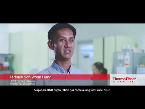 Thermo Fisher Singapore R And D Team Capabilities