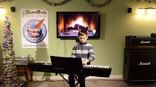Fur Elise by Jacob Swanson 12/9/17, BEST MALE PERFORMANCE, 11U