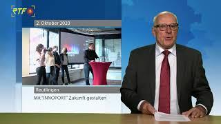 Innovationszentrum INNOPORT in Reutlingen eröffnet