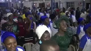 Evang. Aworinde Ministration at CHGEM 2019 Convention Part 1