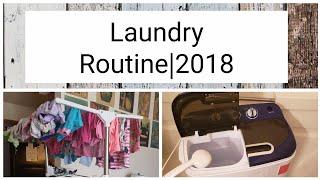 Laundry Routine|2018