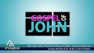 Gospel of John: Jesus is the Servant of All