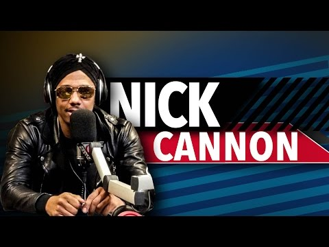Nick Cannon Talks Kanye, New Comedy, New Baby On The Way