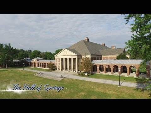 Featured Venue: The Hall of Springs, Saratoga Springs New York