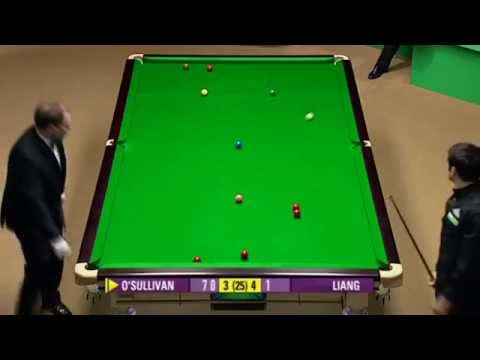 Snooker's Godfather - Ronnie O'Sullivan