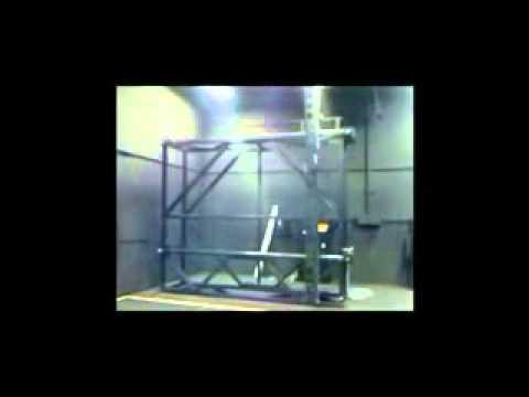 Huge High Speed X Z Gantry