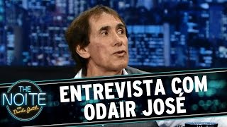 The Noite (13/04/15) - Entrevista com Odair José