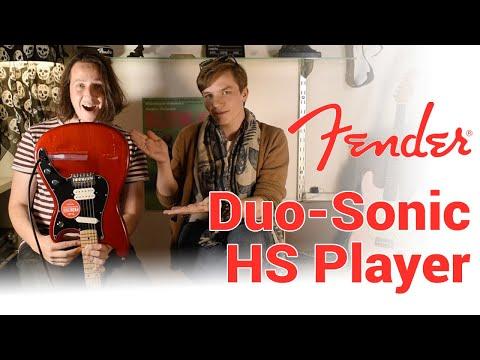On teste la Fender Duo-Sonic HS Player avec Swan Vaude