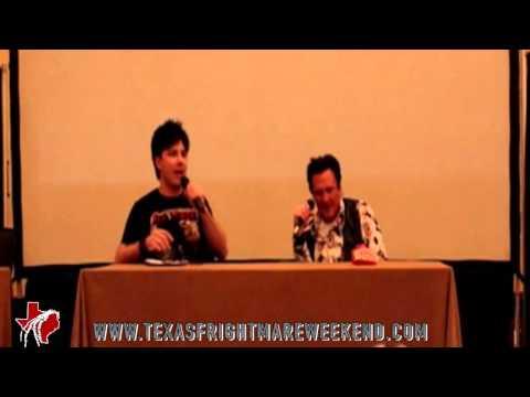 TFW 2012: Michael Madsen QnA