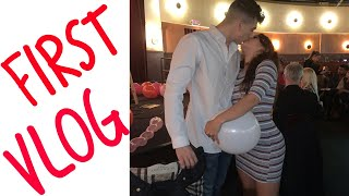 FIRST COUPLE VLOG!❤️