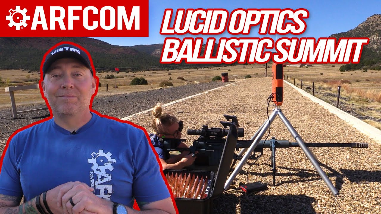 Lucid Optics Ballistic Summit 2020 w/ Bonus Cheytac Coverage