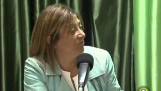 Alcaldesa de Medina del Campo  -  Teresa López en Onda Medina