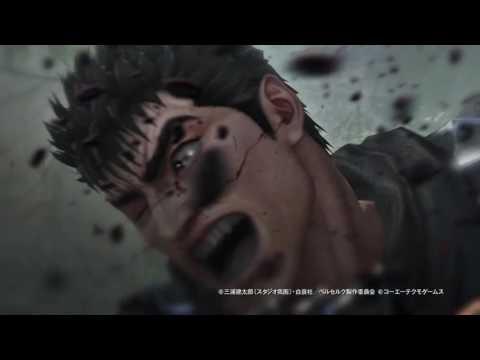 [+18] - BERSERK PS4 NEW TRAILER 2 Gameplay + Release Date