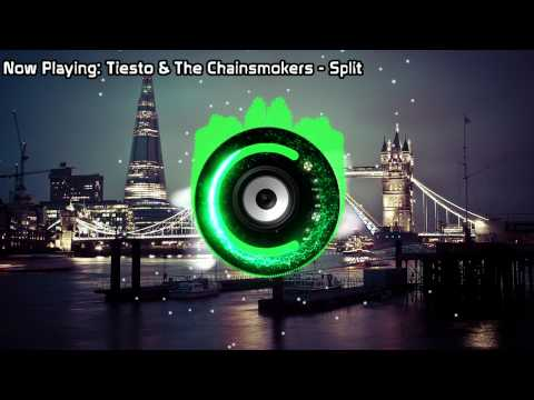 Tiesto & The Chainsmokers - Split (Bass Boosted)