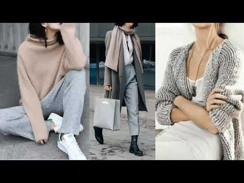 СТИЛЬ ХЮГГЕ : комфорт , качество и никакой синтетики / осень зима 2020 2021// мода для женщин за 50/
