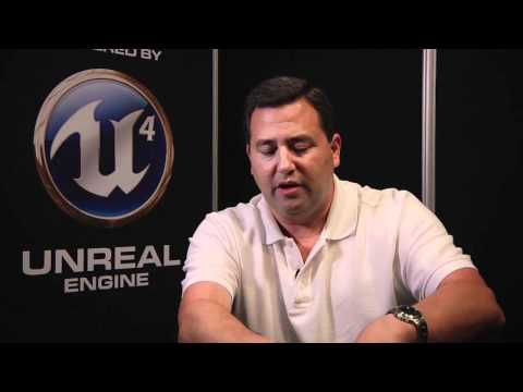 E3 2012: Mark Rein on Epic Games Baltimore, Unreal Engine 4 and Gears of War Judgment