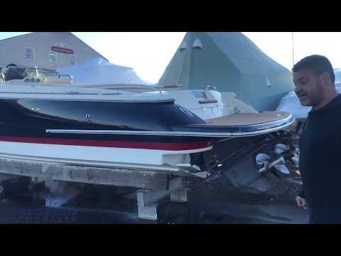 2014 Chris-Craft Launch 28 Luxury Bowrider Cruiser For Sale Northeast