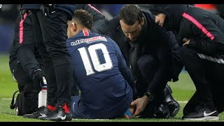 Neymar injury confirmed by PSG to hand Man Utd huge Champions League boost
