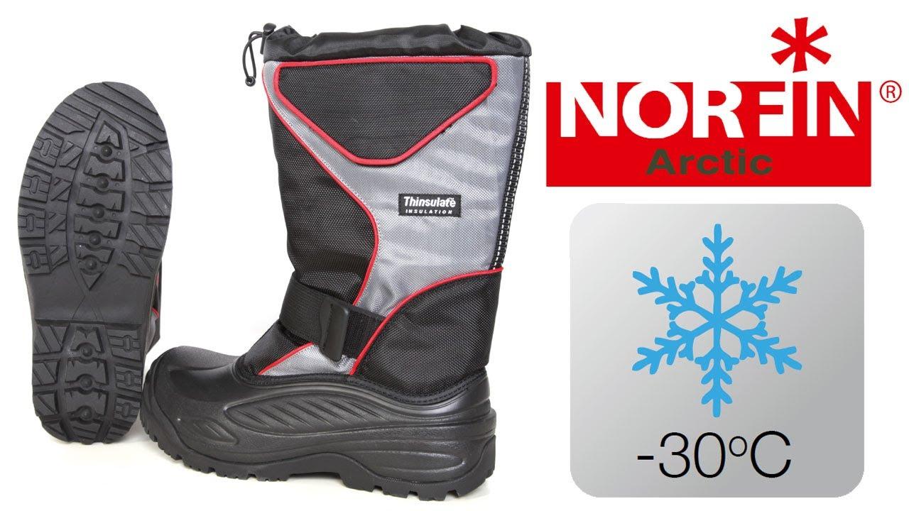 d72ec99d42b2 Купить Зимние рыболовные сапоги Norfin ARCTIC Цены ниже!