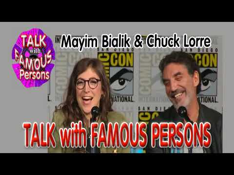 Comedy - Nerdist Podcast - Episode #11 :  Chuck Lorre and Mayim Bialik- Talk with Celebrity