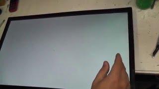 видео Что делать, если на экране монитора появились темные или светлые точки
