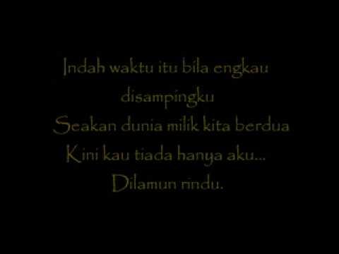 Dilamun Rindu by Apit lirik
