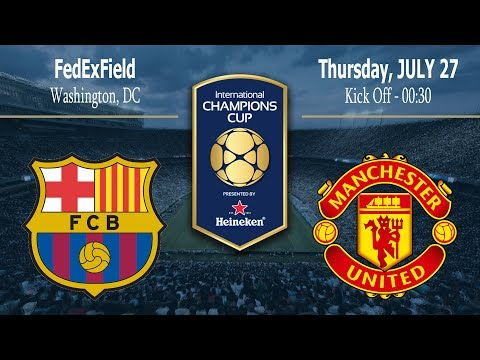 FC Barcelona 1-0 Manchester United LIVE REACTION!!!