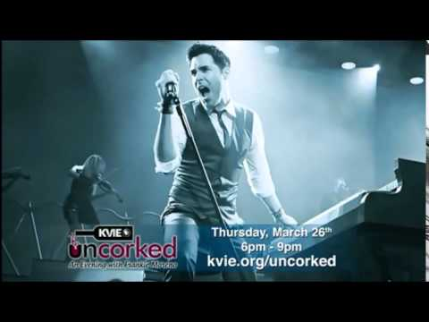 Las Vegas superstar Frankie Moreno, with a special message about KVIE Uncorked