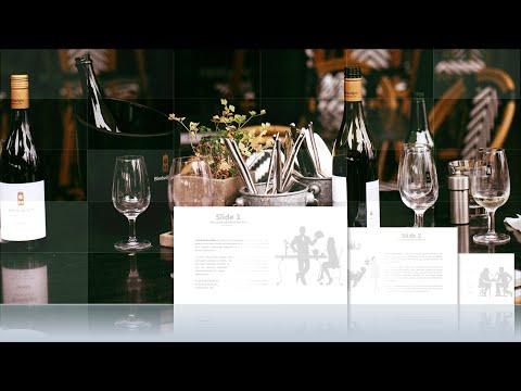 "Interactive Presentation Template ""Restaurant/Food""/ Интерактивный шаблон презентации ""Ресторан/Еда"""