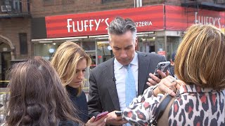 CNN Anchors Forced to Broadcast From Street After Studio Evacuation