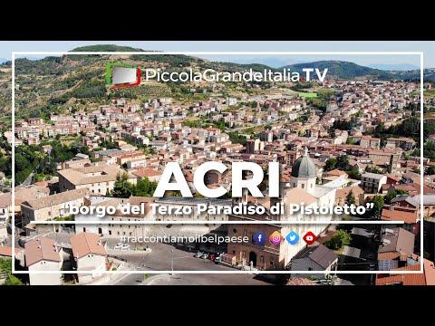 Acri - Piccola Grande Italia