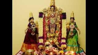 """Upasantanam - Sanskrit Chants - 108 Divine Names of Sri Maha Vishnu - """"Sri Vishnu Ashtothra Shatham"""""""