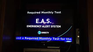 Strange Required monthly test eas; possible fail?
